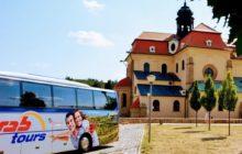 Rakouská CK Sabtours zahájila ve Velehradu cestování po Evropě