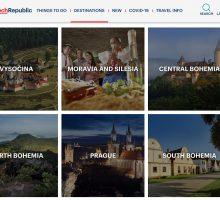 CzechTourism má nový web pro prezentaci v zahraničí