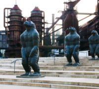 Festival Sculpture Line i letos promění města v otevřené galerie