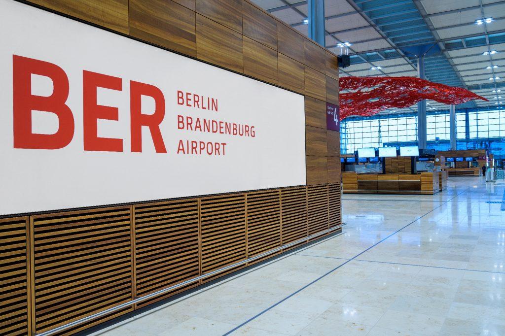 Konečně hotovo! Nové berlínské letiště se otevírá.