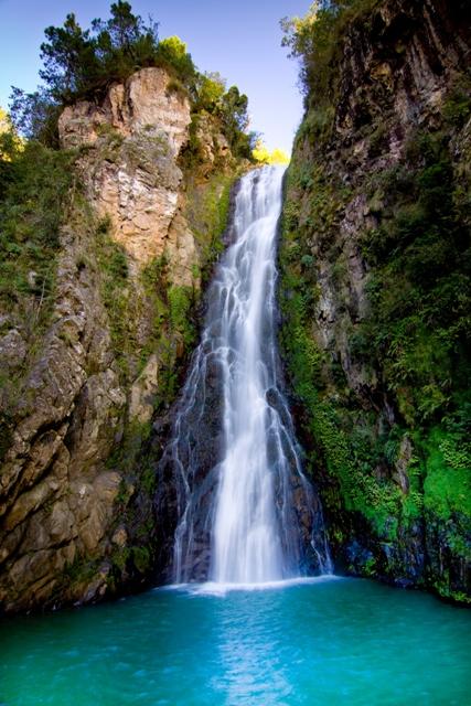 Vodopád Aguas Blancas, Foto: Národní turistický úřad Dominikánské republiky