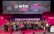 World Travel Market London 2019, ExCeL London - The WTM Team 2019