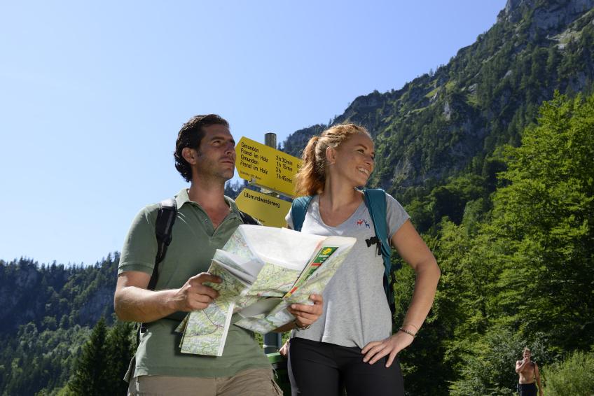 Wandern © MTV Ferienregion Traunsee