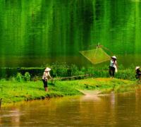 Foto: Vietnamská centrála