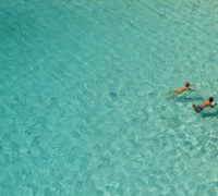Cala Macarelleta, Menorca, Španělsko. Zdroj: visualpanic