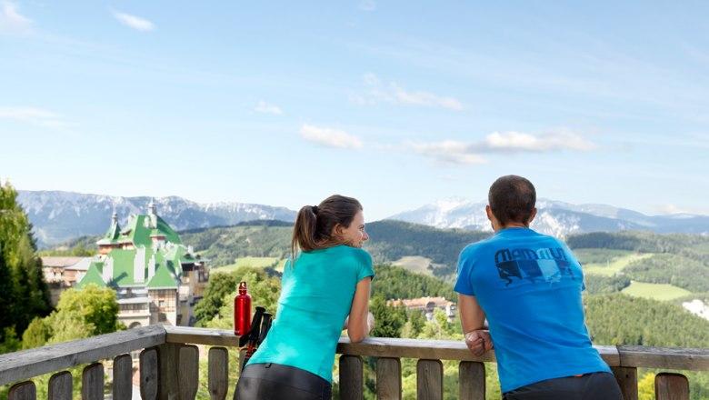 Wiener Alpen in Niederösterreich Tourismus GmbH
