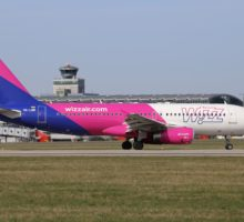 Wizz Air: nová přímá linka mezi Prahou a Tiranou