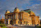 Chorvatské národní divadlo v Záhřebu, Foto: Marko Vrdoljak