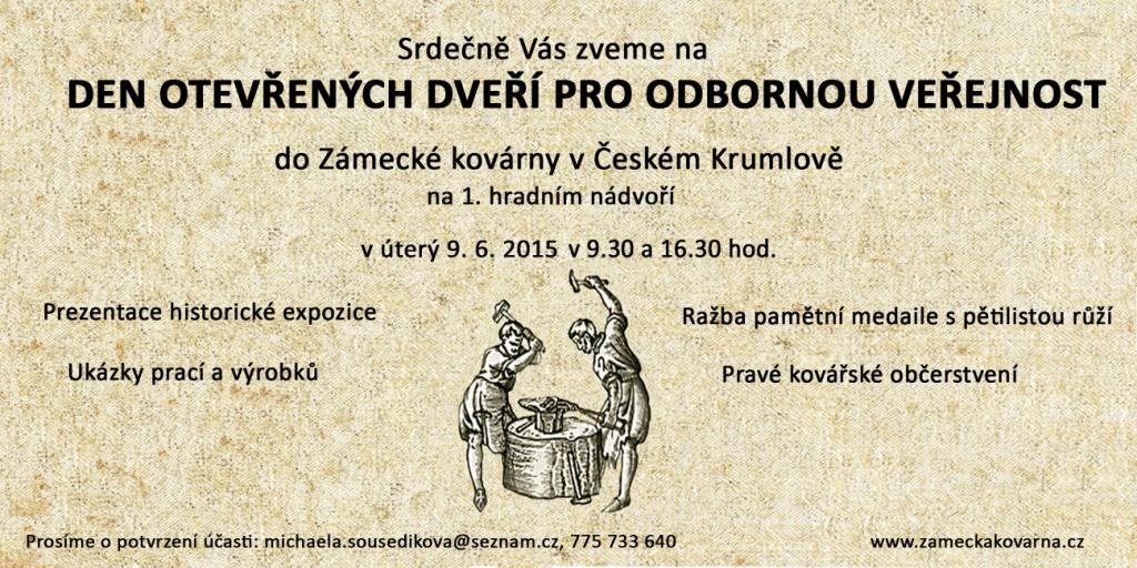 Zamecka_kovarna_pozvanka_na_Den_otevrenych_dveri_email