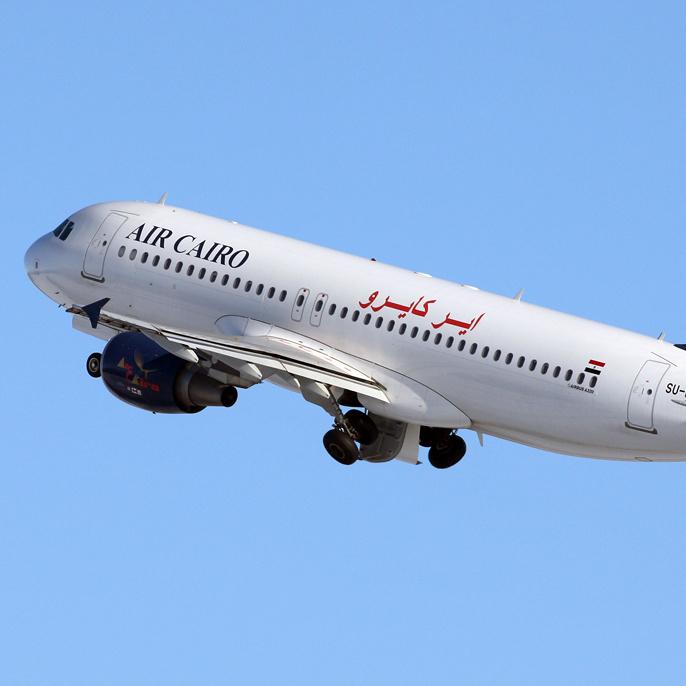 Air Cairo: pravidelná linka z Prahy do Hurghady již od 3. října
