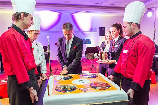 Foto: 5. výročí angelo Hotelu Pilsen  (© Vienna International Hotels & Resorts)