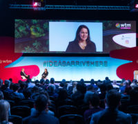 World Travel Market 2018, ExCeL London - Global Stage, Instagram and Travel talk, Neasa Bannon, Instagram