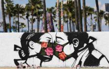 Galerie: Jak streetart umělci reagují na koronavirus