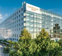 Courtyard by Marriott Prague City představuje nový vzhled konferenčních sálů