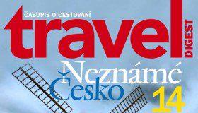 S novým Travel Digestem po neznámém Česku, Sieně i Litvě