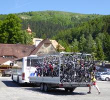 Banská Bystrica: Letní turistické autobusy jsou opět v akci
