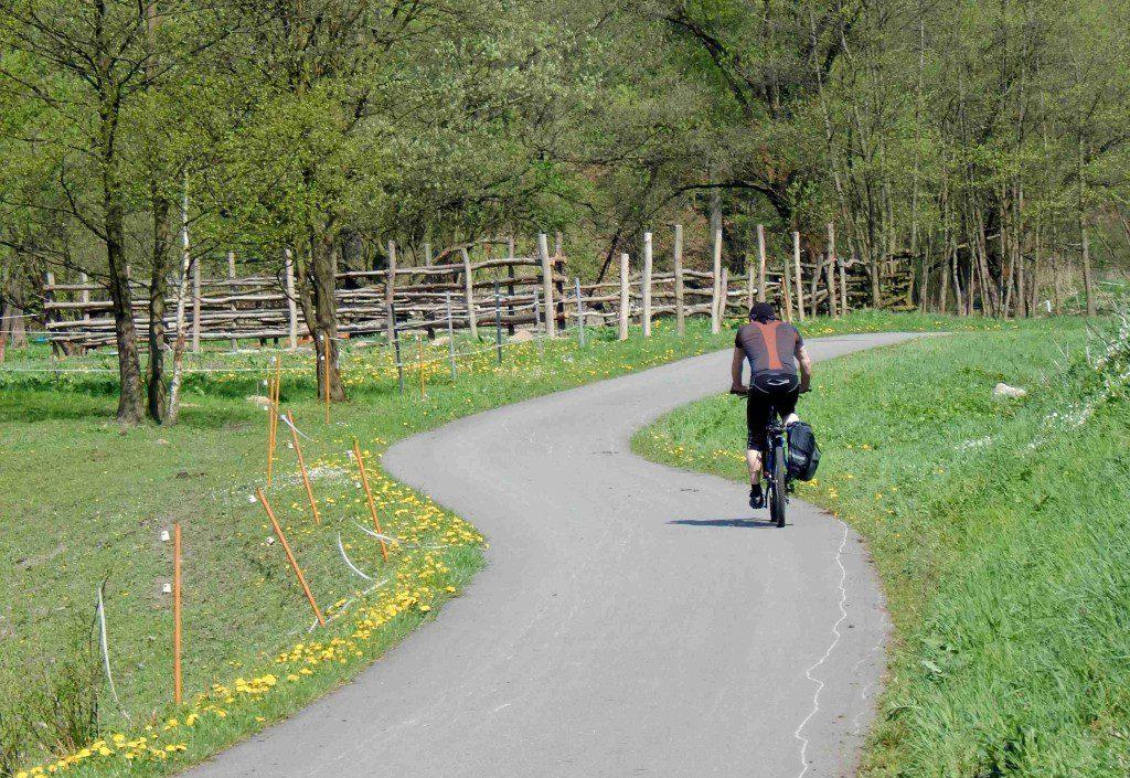 Cyklostezka údolím Tiché Orlice z Ústí do Chocně Foto: Archiv Orlicko a Podorlicko