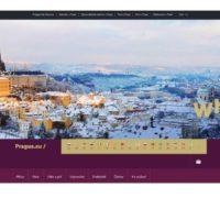 Nové jazykové verze webu Prague City Tourism