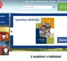 Vysočina Tourism má svůj e-shop