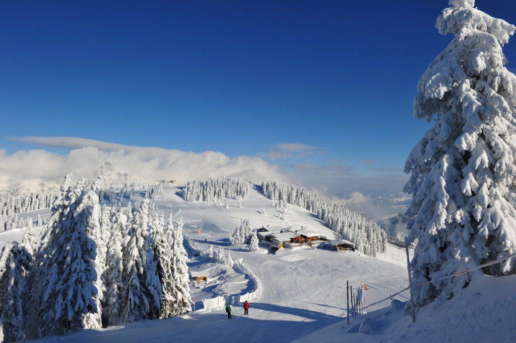ein traumhafter Skitag in der SkiWelt Wilder Kaiser-Brixental Zdroj: SkiWelt