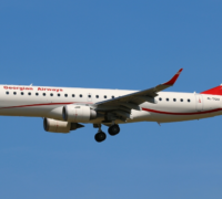 Nová linka Georgian Airways z Tbilisi do Bratislavy