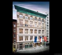Ocenění Bib Gourmand pro restauraci v Českém centru v New Yorku