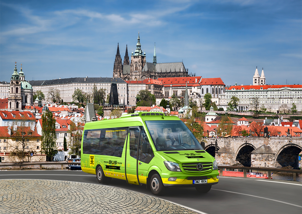 Foto: Prague Bus Tours