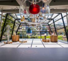 Jablonecké Muzeum skla a bižuterie láká nejen na vstupy zdarma