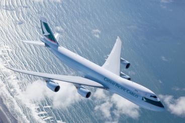 Nejlepší aerolinkou na světě je Cathay Pacific