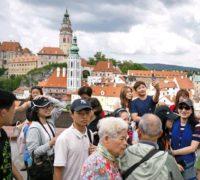 Nová destinační společnost se bude starat o cestovní ruch v Českém Krumlově