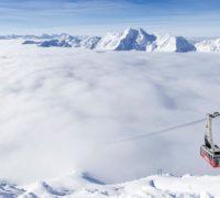 Ortler Arena: nezapomenutelné zimní prázdniny