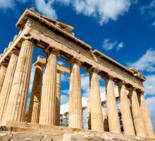 Řecko prodloužilo do konce srpna některá omezení letecké dopravy