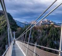 Rakouský workshop: Nejdelší visutý most pro pěší, křišťálové světy Swarovski i rýžoviště zlata