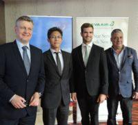 Na křídlech EVA Air nejen do Bangkoku