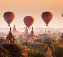 Dovolená v Myanmaru s Blue Style!