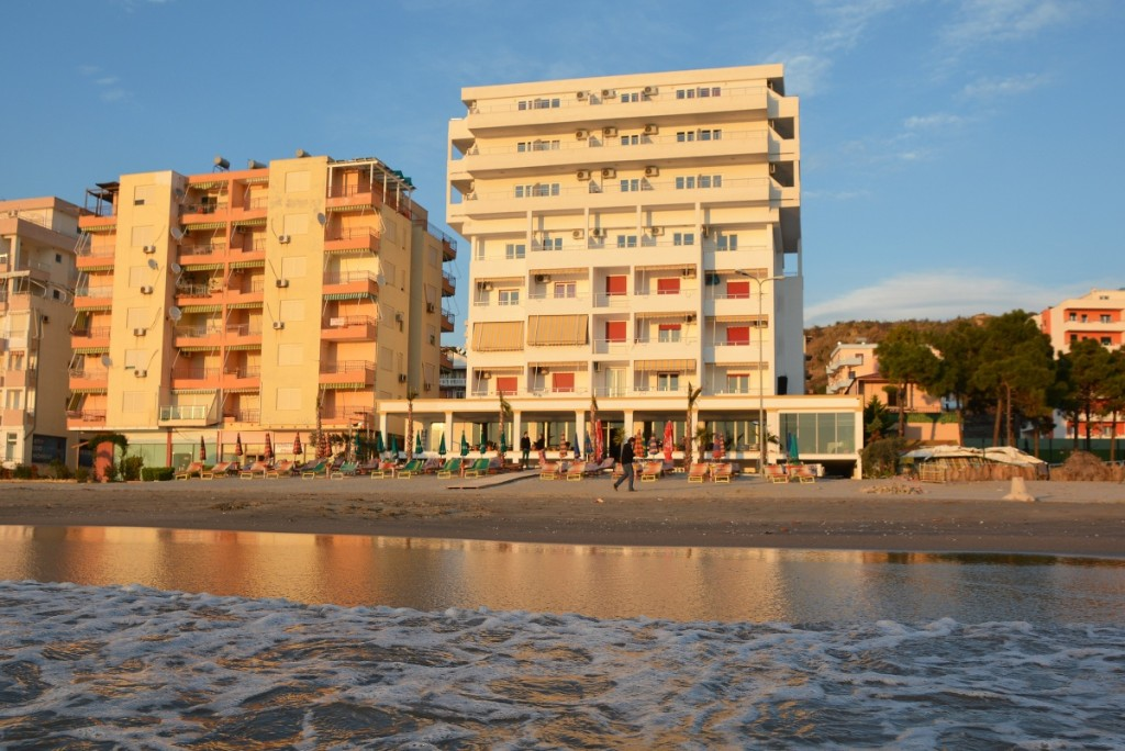 Hotel leží přímo u moře. Foto: Jan Mottl/Quality Travel