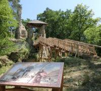Foto: hrad Zlenice