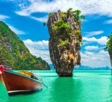 Rekordní počet zahraničních turistů v Thajsku