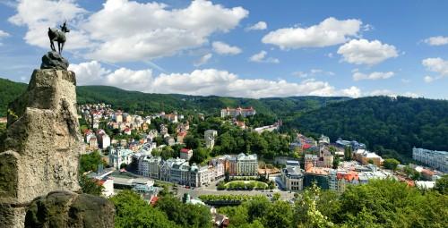 Karlovy Vary Foto: CzechTourism
