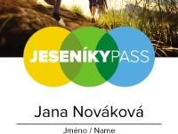 Nová karta Jeseníky Pass začala sloužit turistům