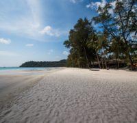 Ostrov Koh Kood (východní Thajsko)