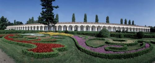 Kroměříž Květná zahrada Foto: CzechTourism