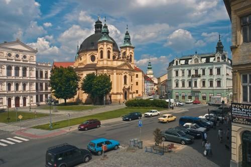 Kroměříž Foto: CzechTourism