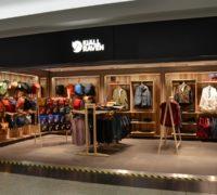 Na Letišti Václava Havla Praha otevřela svou prodejnu tradiční švédská značka Fjällräven