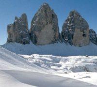 Dolomity u Tre Cime: naprostá ski-romantika