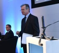 Paul Richer – Genesys Digital Transformation, Foto: WTM London