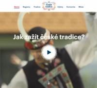 Web tradicemasmysl.cz agentury CzechTourism získal mezinárodní ocenění