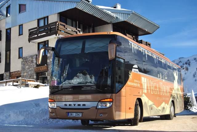 Jak cestovat do francouzských Alp rychleji a pohodlněji?