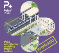 Praha má plán udržitelné mobility do roku 2030
