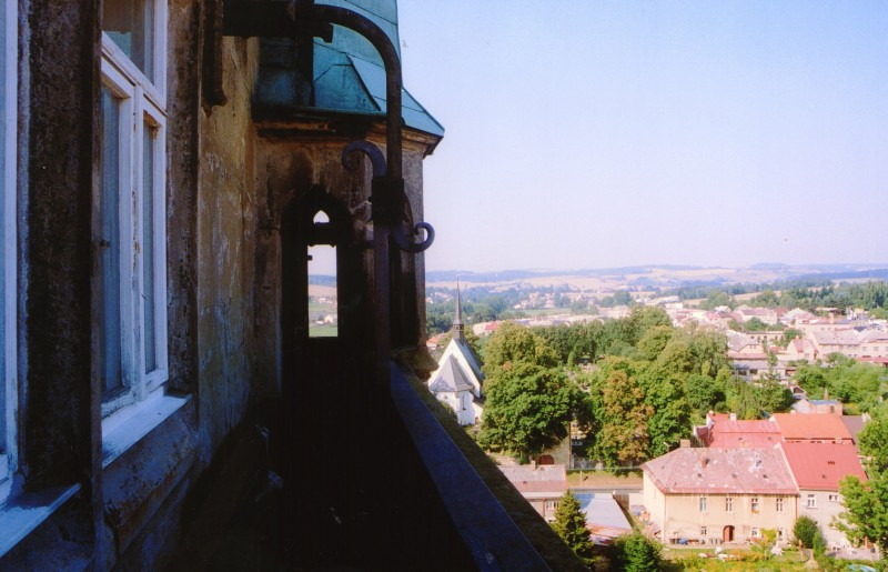 Polička: Život na věži